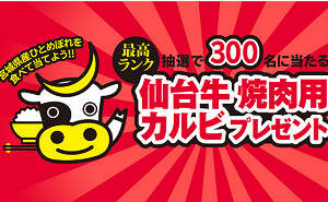 仙台牛 焼肉用カルビ