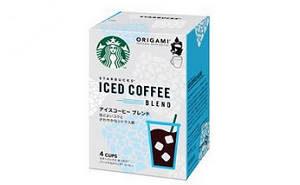 スターバックス オリガミ パーソナル ドリップ コーヒーアイスコーヒー ブレンド
